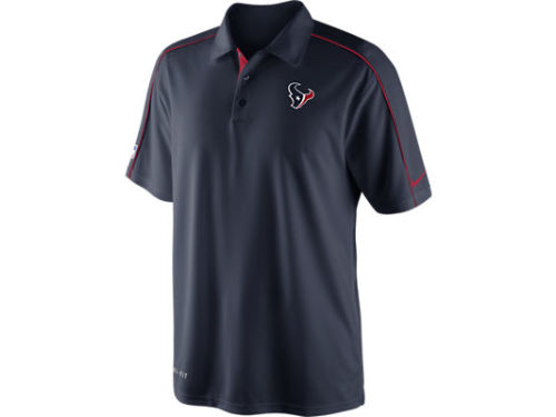 Houston Texans Nike NFL Coaches 1 Polo