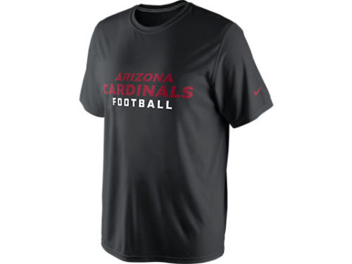 Arizona Cardinals Nike NFL Legend Authentic Font T-Shirt