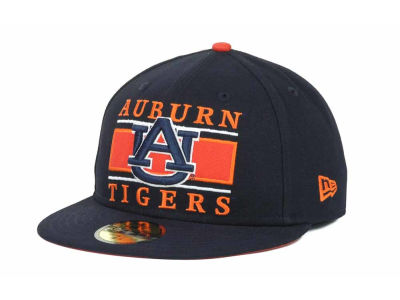 Auburn Tigers NCAA Frosh 59FIFTY Hats