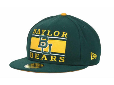 Baylor Bears NCAA Frosh 59FIFTY Hats