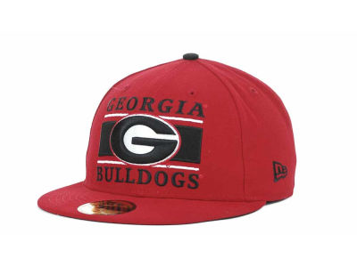 Georgia Bulldogs NCAA Frosh 59FIFTY Hats