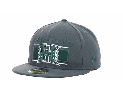 Hawaii Warriors NCAA Frosh 59FIFTY Hats
