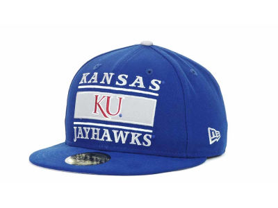 Kansas Jayhawks NCAA Frosh 59FIFTY Hats