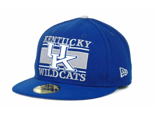 Kentucky Wildcats New Era NCAA Frosh 59FIFTY Hats