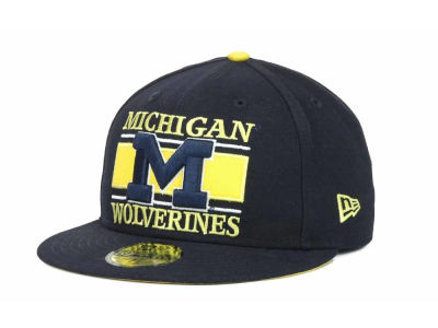 Michigan Wolverines NCAA Frosh 59FIFTY Hats