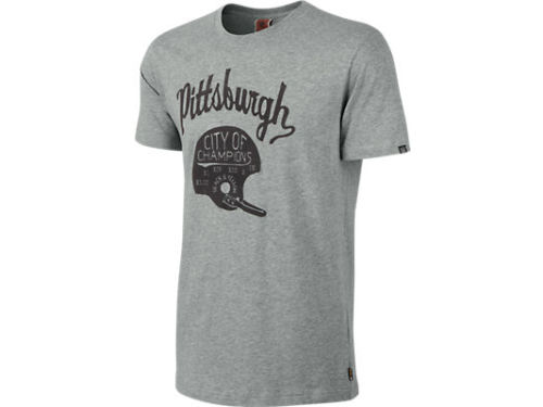 Pittsburgh Steelers Nike NFL Champions T-Shirt