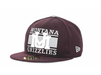 Montana Grizzlies NCAA Frosh 59FIFTY Hats