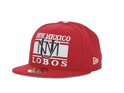 New Mexico Lobos NCAA Frosh 59FIFTY Hats
