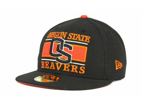 Oregon State Beavers New Era NCAA Frosh 59FIFTY Hats