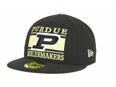 Purdue Boilermakers NCAA Frosh 59FIFTY Hats
