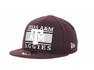 Texas A&M Aggies NCAA Frosh 59FIFTY Hats