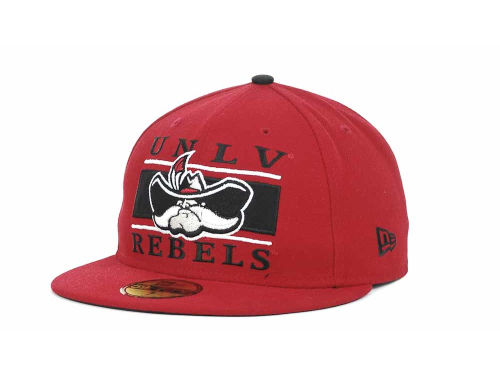UNLV Runnin Rebels New Era NCAA Frosh 59FIFTY Hats