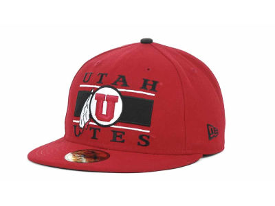 Utah Utes NCAA Frosh 59FIFTY Hats
