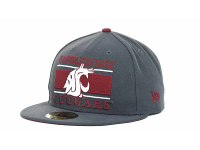 Washington State Cougars NCAA Frosh 59FIFTY Hats