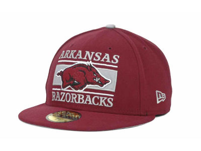 Arkansas Razorbacks NCAA Frosh 59FIFTY Hats