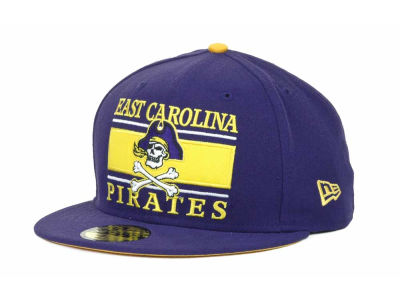 East Carolina Pirates NCAA Frosh 59FIFTY Hats