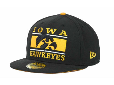Iowa Hawkeyes NCAA Frosh 59FIFTY Hats