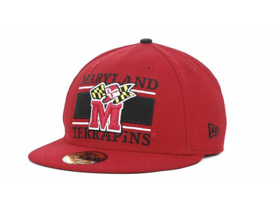 Maryland Terrapins NCAA Frosh 59FIFTY Hats