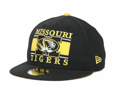 Missouri Tigers NCAA Frosh 59FIFTY Hats