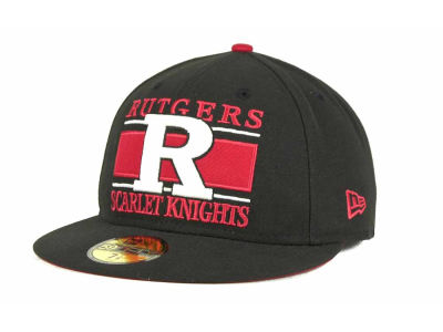 Rutgers Scarlet Knights NCAA Frosh 59FIFTY Hats