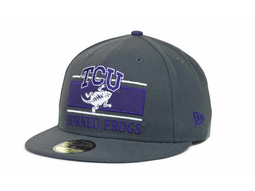 Texas Christian Horned Frogs New Era NCAA Frosh 59FIFTY Hats