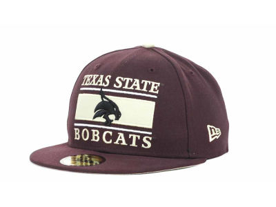 Texas State Bobcats NCAA Frosh 59FIFTY Hats