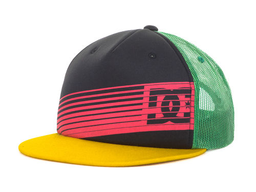 DC Shoes Tear Trucker Hats