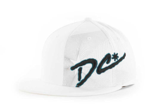 DC Shoes Thumped Flex Cap Hats