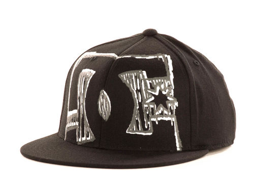 DC Shoes Smooth Flex Cap Hats