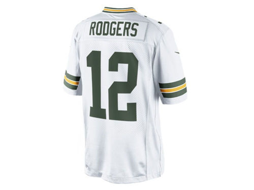 Green Bay Packers Aaron Rodgers Nike NFL Men's Limited Jersey