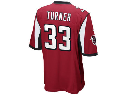 Atlanta Falcons Michael Turner Nike NFL Limited Jersey