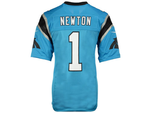 Carolina Panthers Cam Newton Nike NFL Men's Limited Jersey