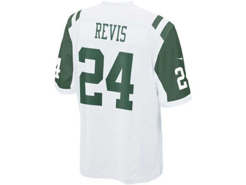 New York Jets Darrelle Revis Nike NFL Limited Jersey