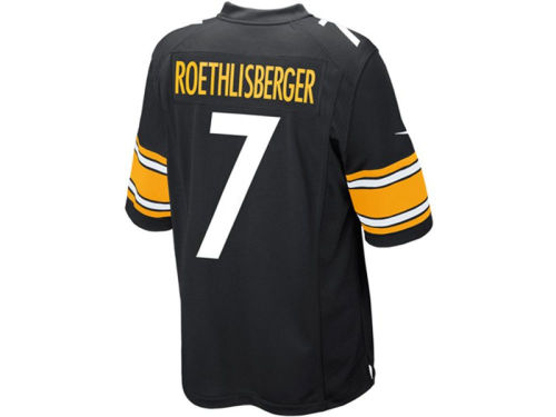 Pittsburgh Steelers Ben Roethlisberger Nike NFL Men's Limited Jersey
