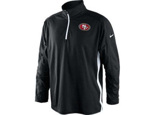 San Francisco 49ers Nike NFL Knit Coaches Jacket