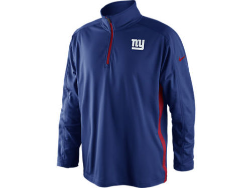 New York Giants Nike NFL Knit Coaches Jacket