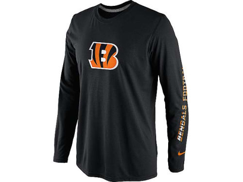 Cincinnati Bengals Nike NFL Legend Conference Long Sleeve T-Shirt