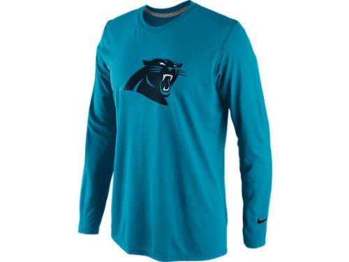 Carolina Panthers Nike NFL Legend Conference Long Sleeve T-Shirt