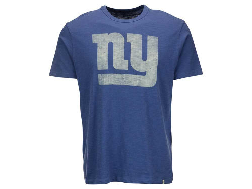 New York Giants '47 Brand NFL Logo Scrum T-Shirt