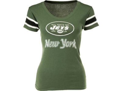 '47 Brand NFL Wmns Off Campus Scoop Neck T-Shirt