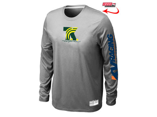 Tony Kanaan Racing Mens Long Sleeve Legend Work Out Driver T-Shirt
