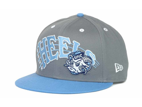 North Carolina Tar Heels New Era NCAA Megastar 9FIFTY Snapback Hats