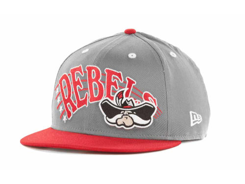 UNLV Runnin Rebels New Era NCAA Megastar 9FIFTY Snapback Hats