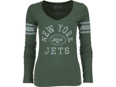 '47 Brand NFL Womens Homerun Long Sleeve T-Shirt