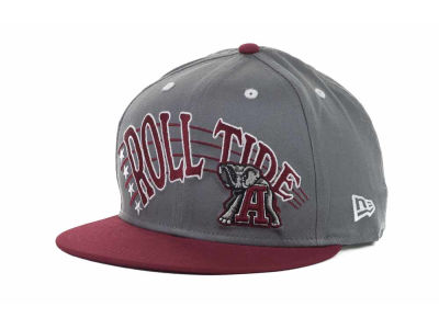 Alabama Crimson Tide NCAA Megastar 9FIFTY Snapback Hats