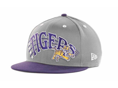 LSU Tigers NCAA Megastar 9FIFTY Snapback Hats