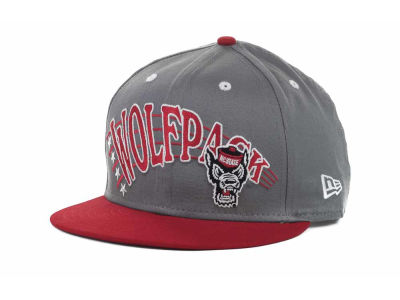 North Carolina State Wolfpack NCAA Megastar 9FIFTY Snapback Hats