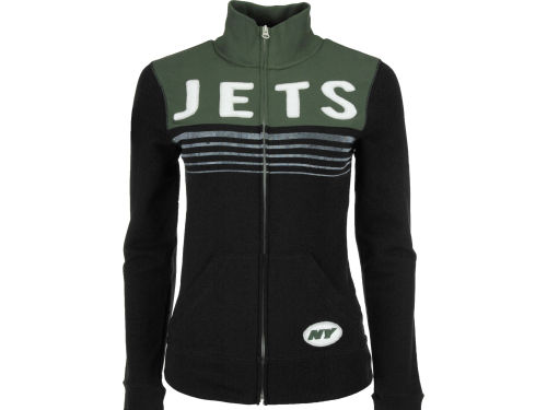 New York Jets '47 Brand NFL Womens Playoff Track Jacket