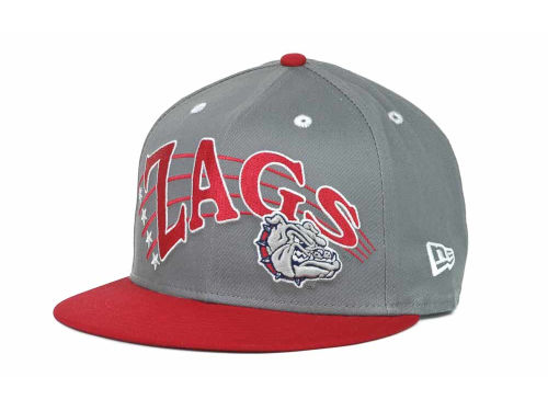 Gonzaga Bulldogs New Era NCAA Megastar 9FIFTY Snapback Hats