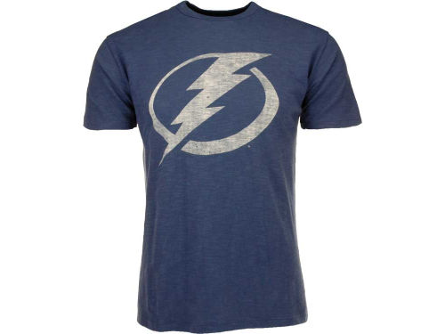 Tampa Bay Lightning '47 Brand NHL Logo Scrum T-Shirt
